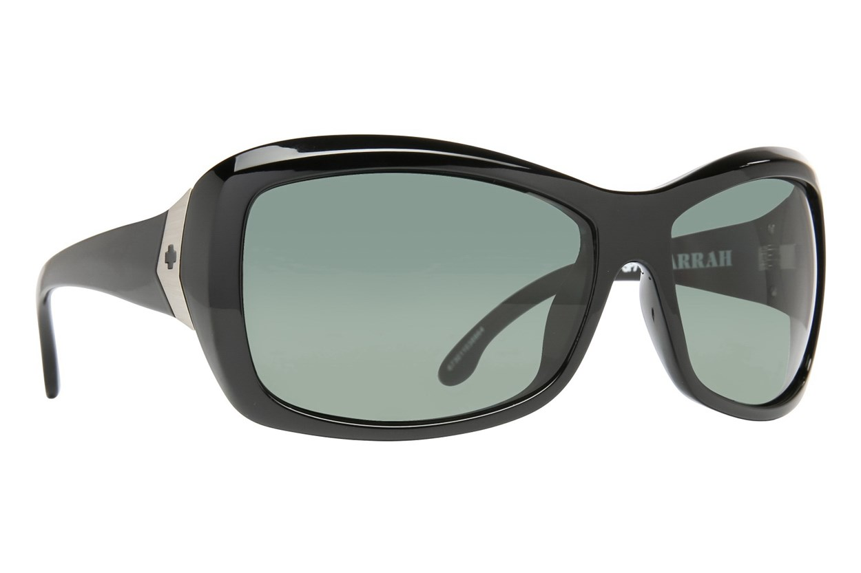 Spy Optic Farrah Polarized Black Sunglasses