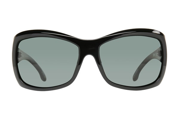 Spy Optic Farrah Polarized Sunglasses - Black
