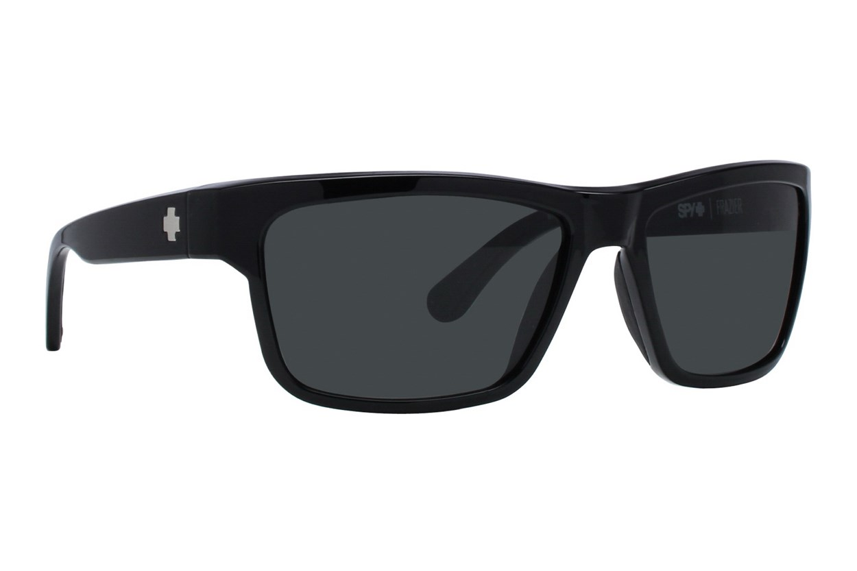 Spy Optic Frazier Black Sunglasses
