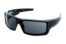 Spy Optic General Matte Black Polarized