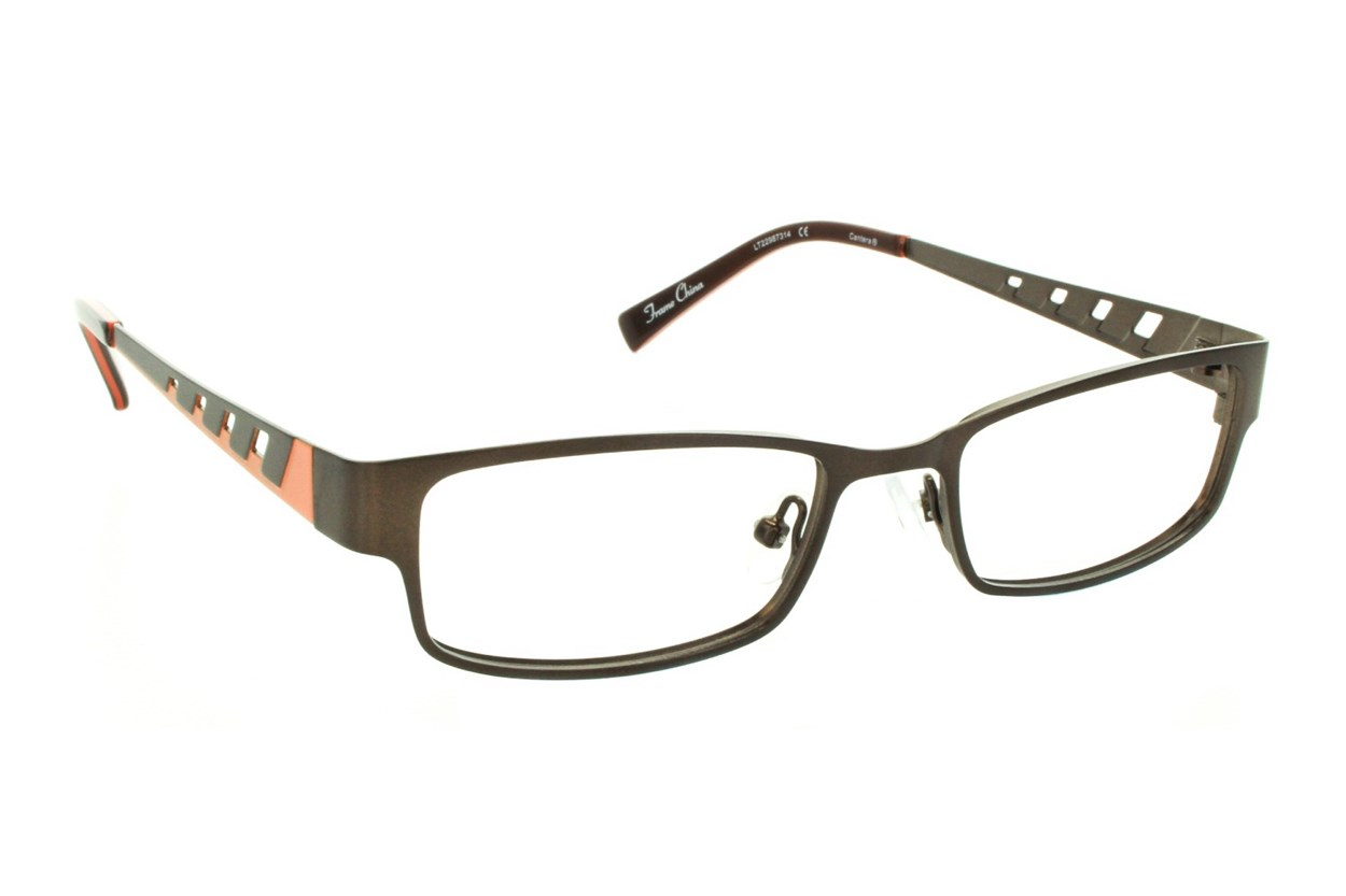Cantera Runner Eyeglasses - Brown