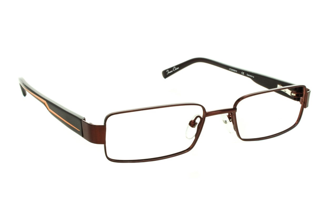 Cantera Striker Eyeglasses - Brown