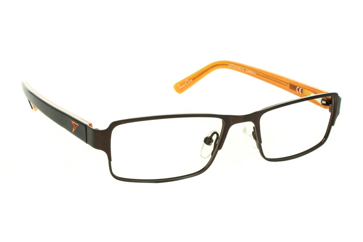 Cantera Sweeper Brown Eyeglasses