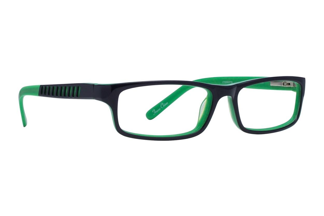 Cantera Redline Blue Eyeglasses