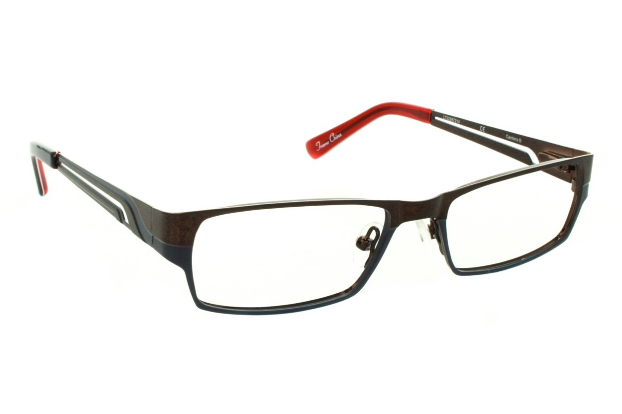 Cantera Zoom Brown Eyeglasses