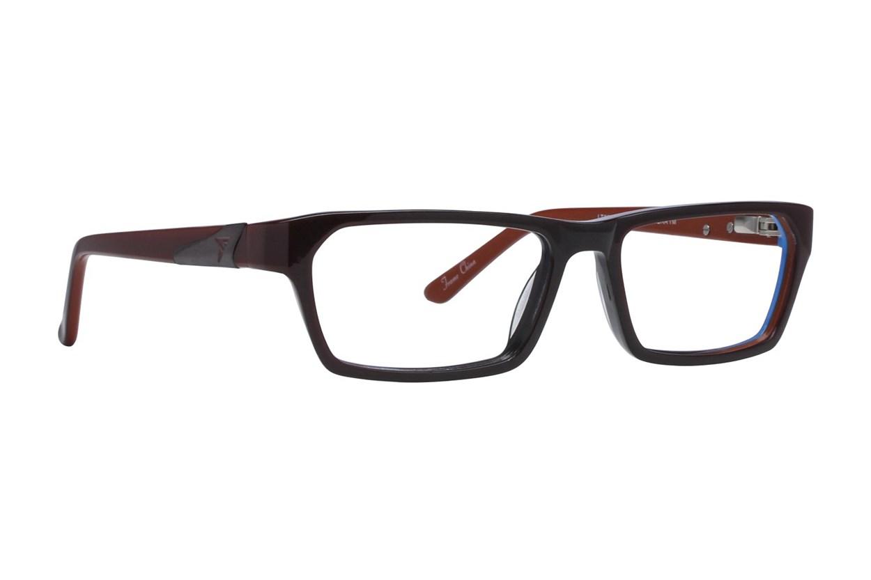 Cantera Draft Brown Eyeglasses