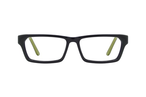 Cantera Draft Eyeglasses - Black