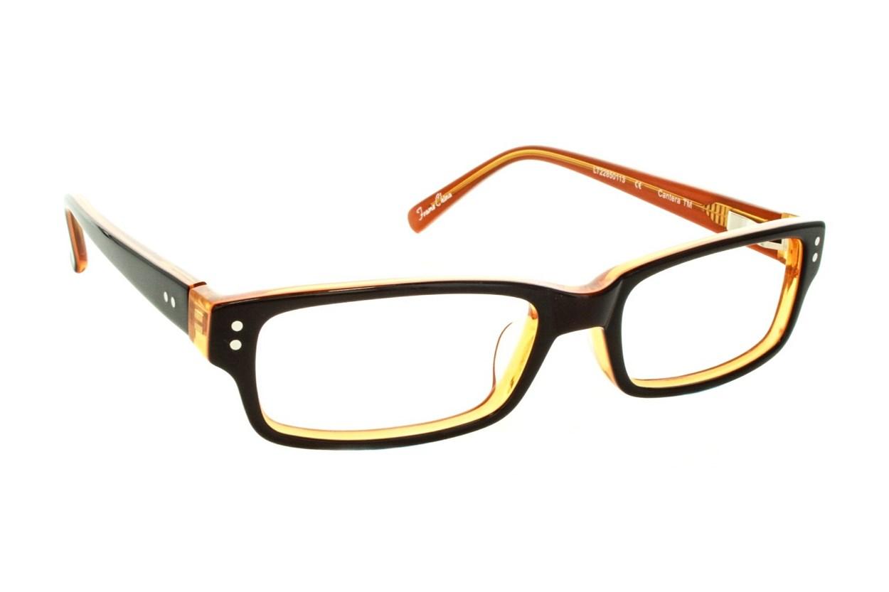 Cantera CTRL Brown Eyeglasses
