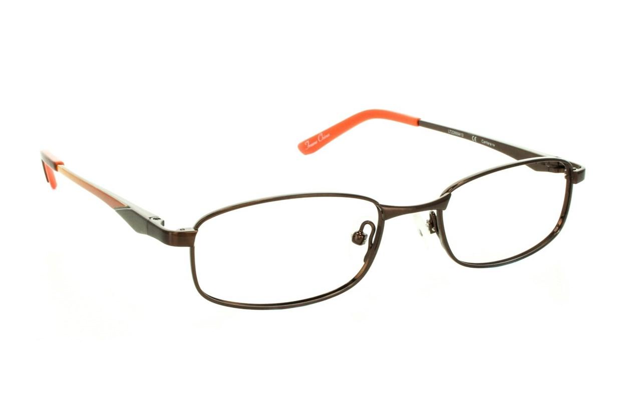 Cantera Rally Brown Eyeglasses