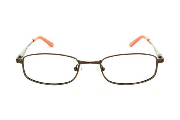 Cantera Rally Brown Eyeglasses