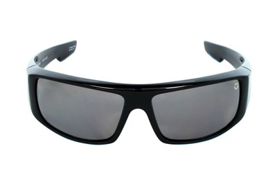 Spy Optic Logan Polarized Black