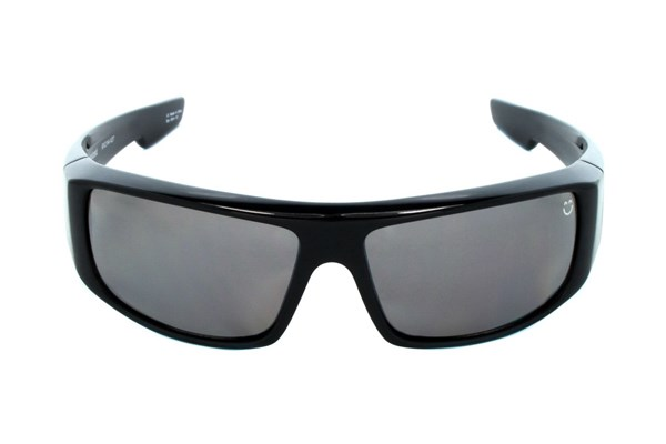 Spy Optic Logan Polarized Black Sunglasses