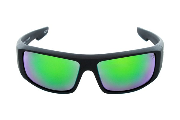 Spy Optic Logan Polarized Sunglasses - Black