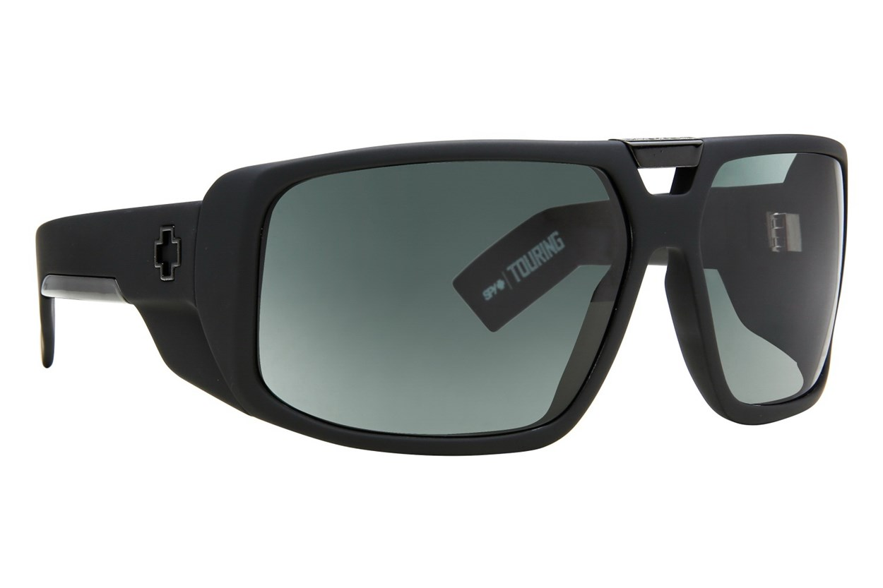 Spy Optic Touring Sunglasses - Black