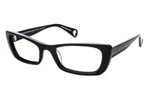 Betsey Johnson Prowling Around Prescription Eyeglasses Frames