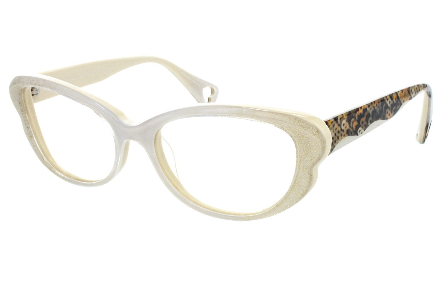 90d8334983eb Betsey Johnson Solar Flare Prescription Eyeglasses - worldofNarutomanga