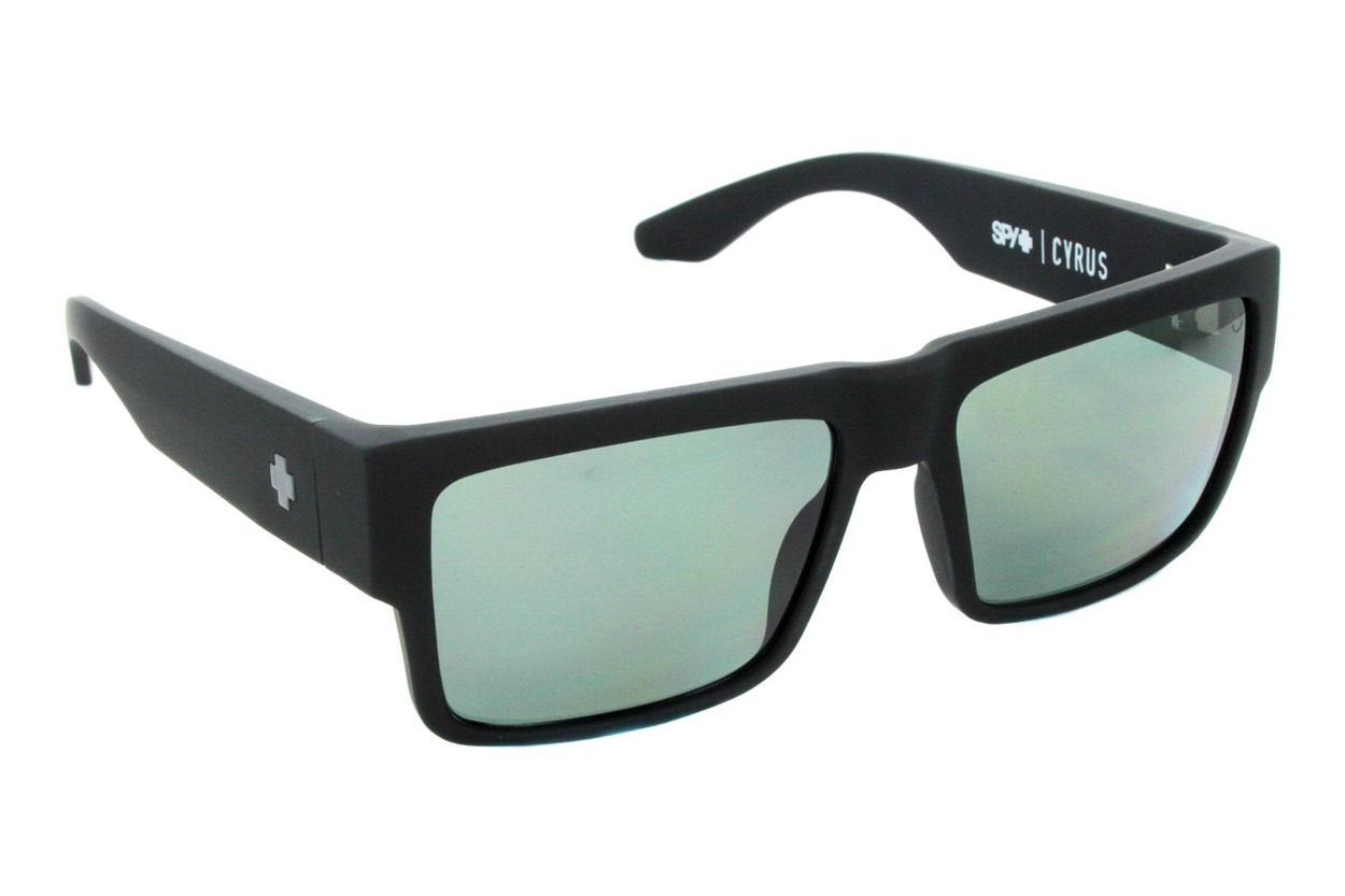 Spy Optic Cyrus Polarized Black Sunglasses