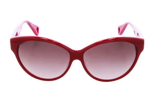 Betsey Johnson Galaxy Quest Sunglasses - Pink