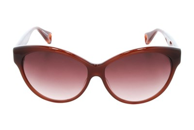 Betsey Johnson Galaxy Quest Brown