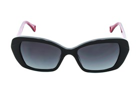 Betsey Johnson Vintage Vines Black