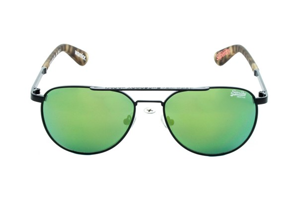 Superdry Warrior Sunglasses - Black