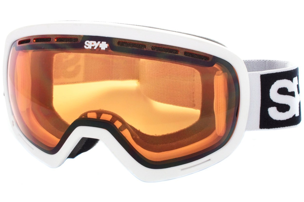 Spy Optic Marshall White Ski Goggles ProtectiveEyewear - White