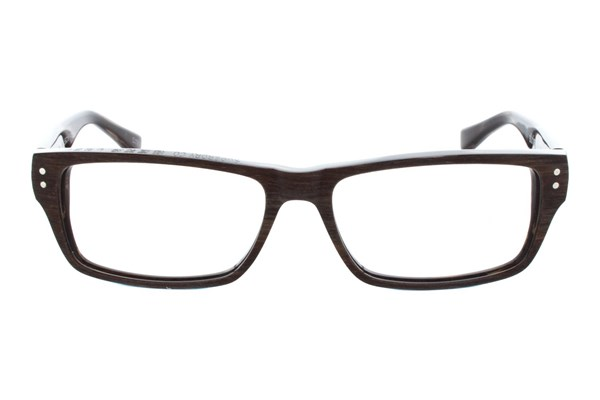 Superdry Stirling Brown Eyeglasses