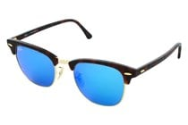 Ray-Ban RB3016 51 Clubmaster Mirror