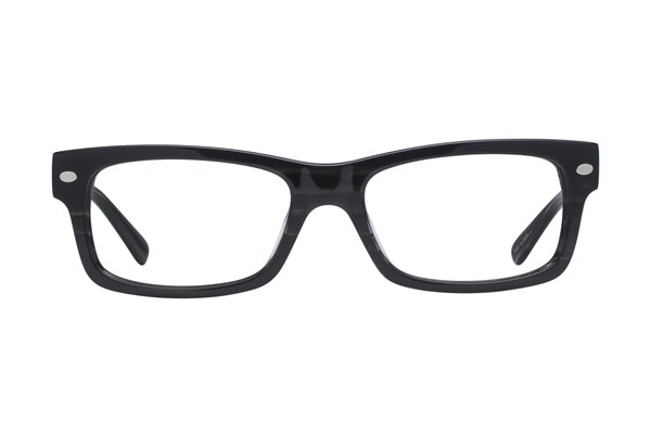 Fatheadz Foley Eyeglasses - Black