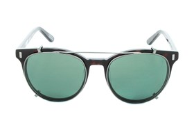 Spy Optic Alcatraz Polarized Clip-On Tortoise