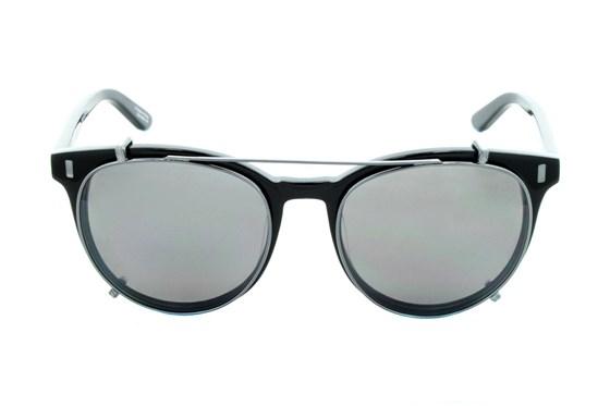 Spy Optic Alcatraz Clip-On Black Sunglasses