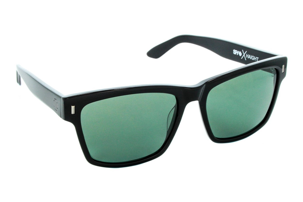 Spy Optic Haight Polarized Sunglasses - Black