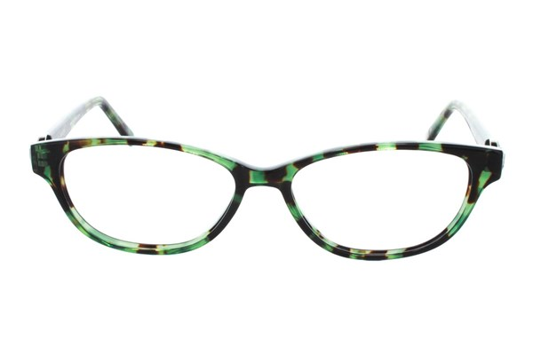 Ted Baker B711 Green Eyeglasses