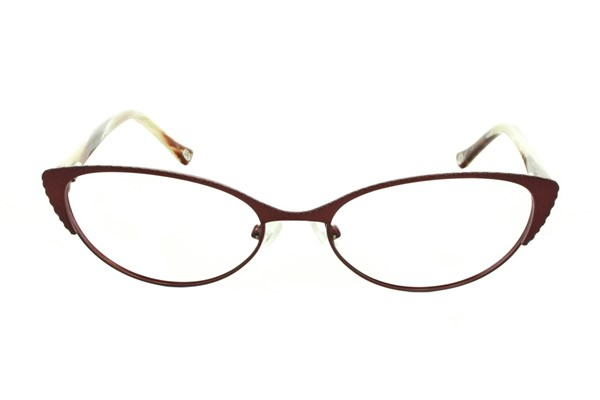 Lulu Guinness L763 Eyeglasses - Red