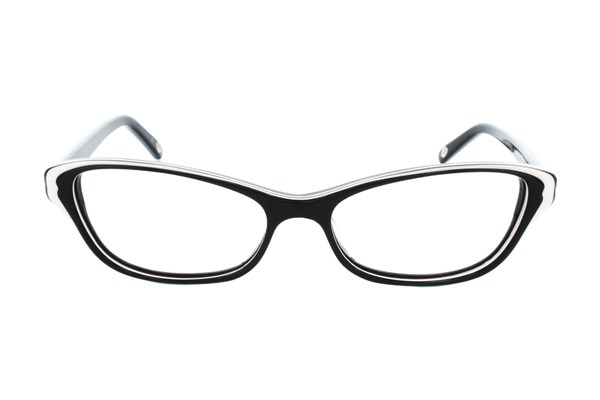 Lulu Guinness L873 Black Eyeglasses