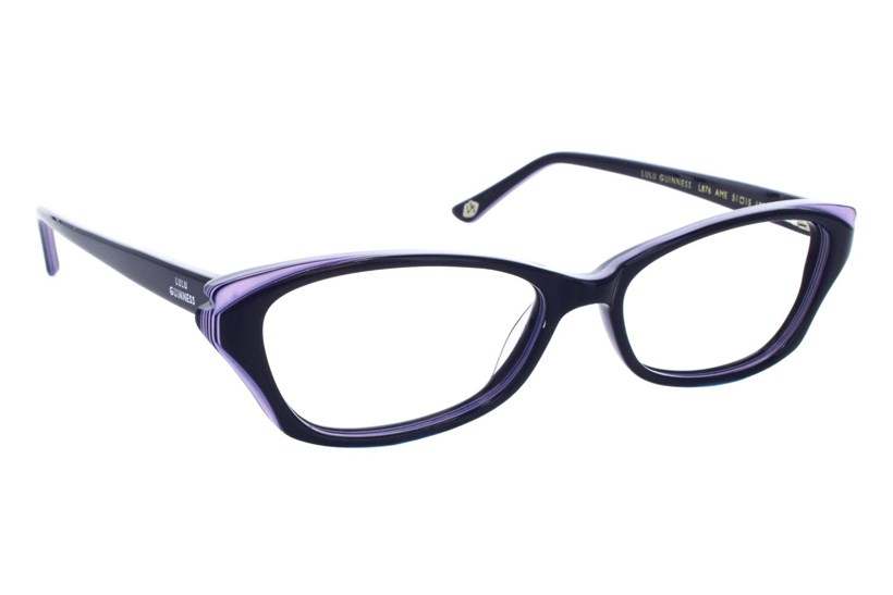 9a965ba0b0d Lulu Guinness L876 - Eyeglasses At AC Lens