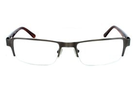 Fatheadz J.D. Reading Glasses Gray