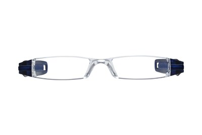 Pocket Blade Readers Blue