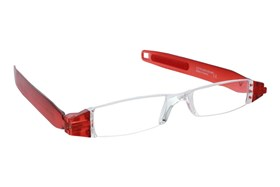 Pocket Blade Readers Red