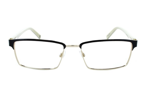 Randy Jackson RJ1047 Black Eyeglasses
