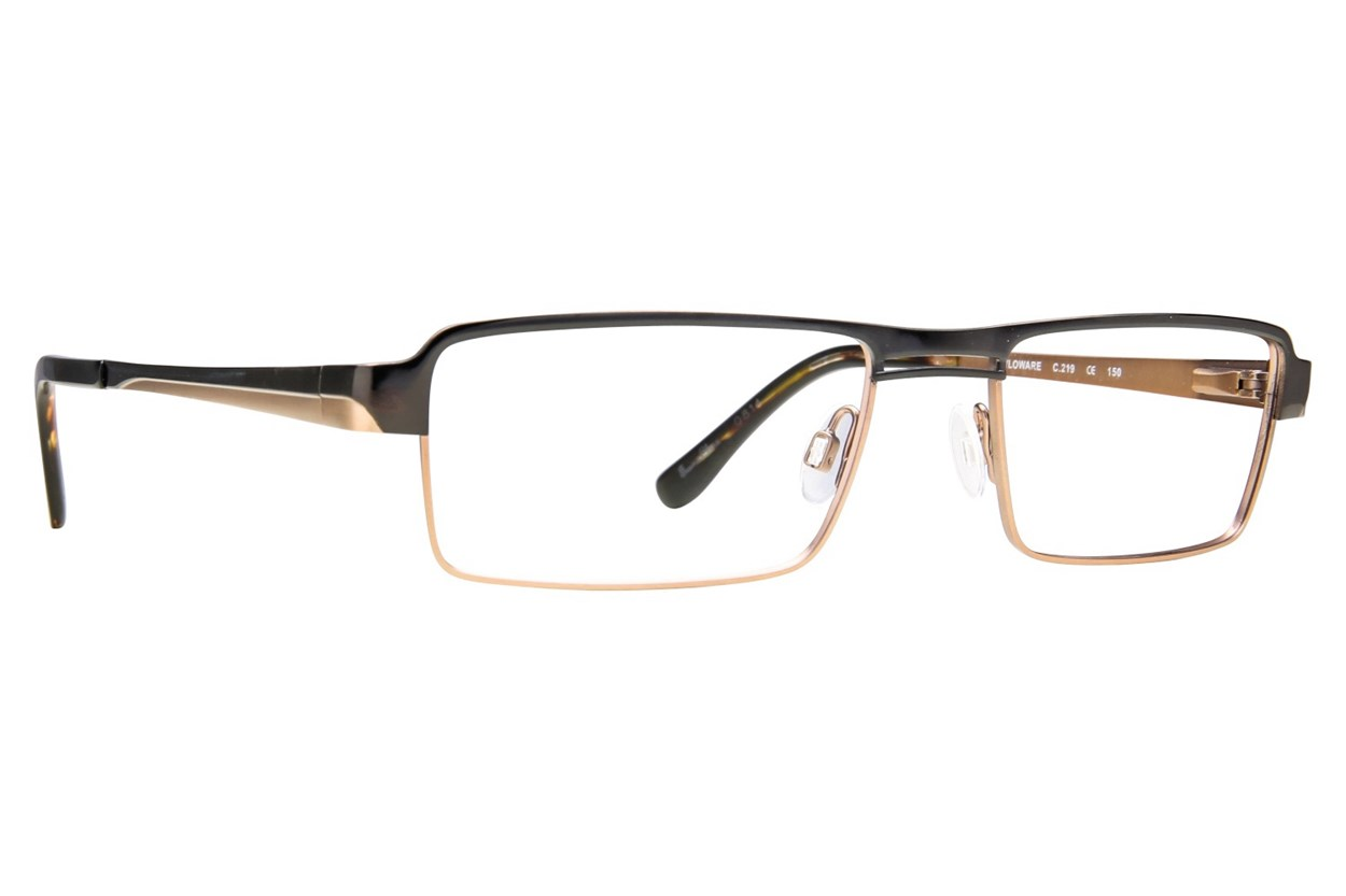 Randy Jackson RJ1051 Eyeglasses - Black