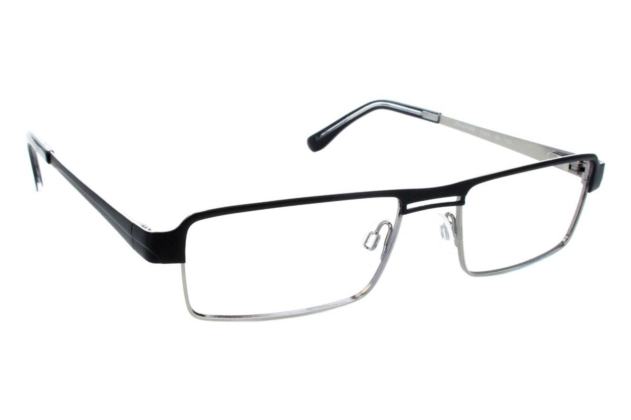 Randy Jackson RJ1051 Black Eyeglasses