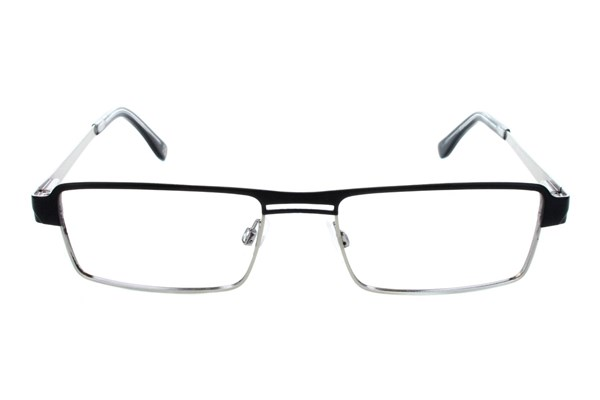 Randy Jackson RJ1051 Black Eyeglasses