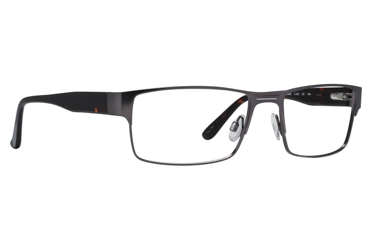 Randy Jackson RJ1055 Gray Eyeglasses