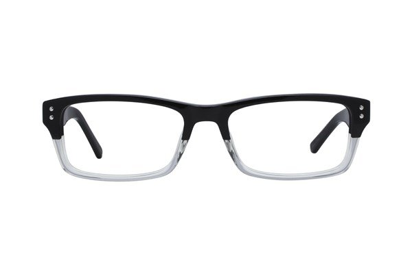 Randy Jackson RJ3017 Black Eyeglasses
