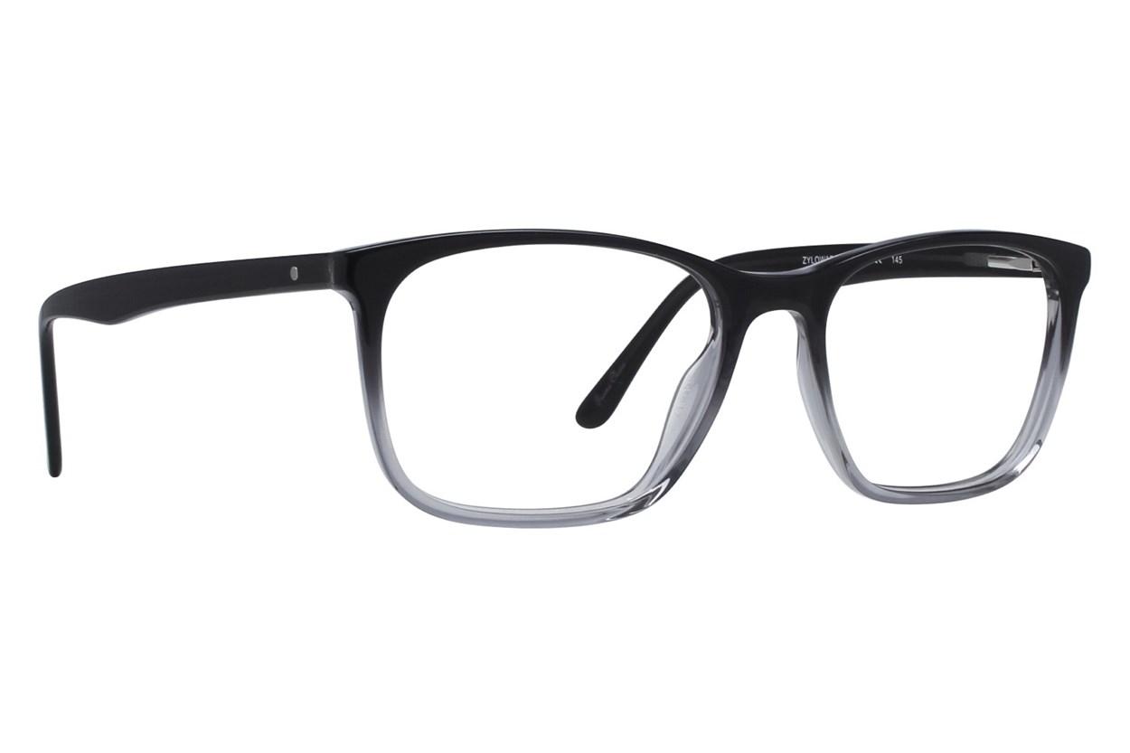 Randy Jackson RJ3018 Black Eyeglasses
