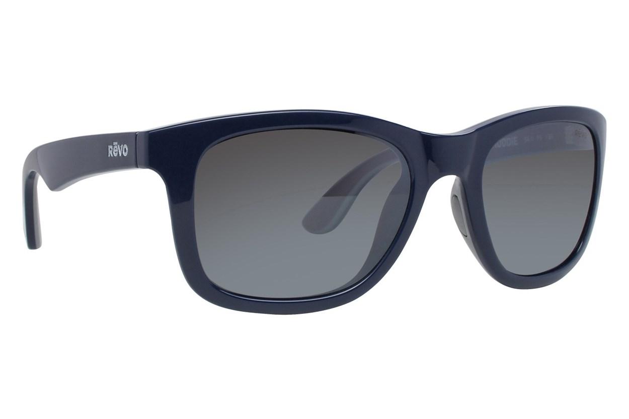 Revo Huddie Blue Sunglasses