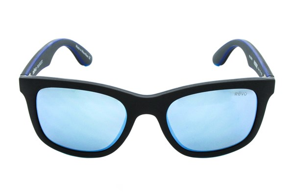 Revo Huddie Sunglasses - Black