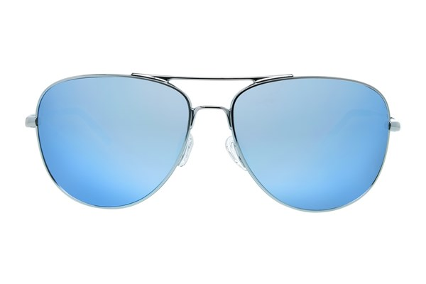 Revo Windspeed Silver Sunglasses