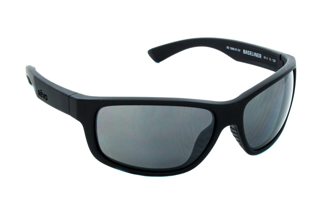 Revo Baseliner Sunglasses - Black